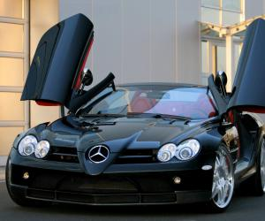 Mercedes-Benz SLR photo 16