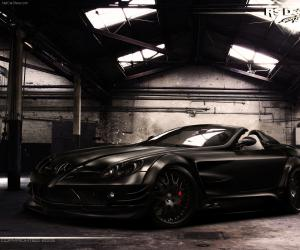Mercedes-Benz SLR photo 18