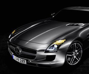 Mercedes-Benz SLS AMG photo 1