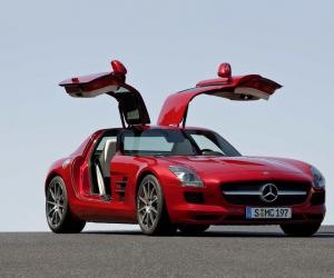 Mercedes-Benz SLS AMG photo 2