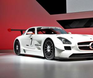Mercedes-Benz SLS AMG photo 6