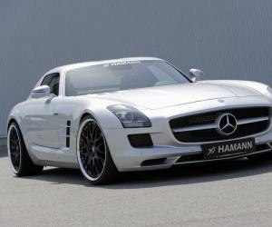 Mercedes-Benz SLS AMG photo 11
