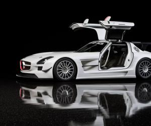 Mercedes-Benz SLS AMG photo 14