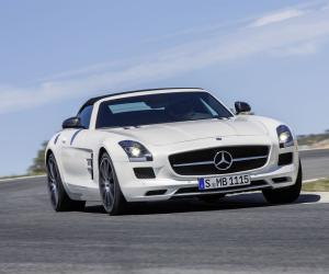 Mercedes-Benz SLS AMG photo 15