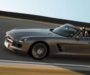 Mercedes-Benz SLS AMG Roadster photo 6