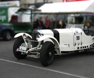 Mercedes-Benz SSKL photo 1