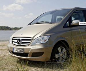 Mercedes-Benz Viano 3.5 photo 3