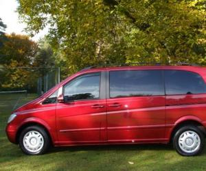 Mercedes-Benz Viano 3.5 photo 5
