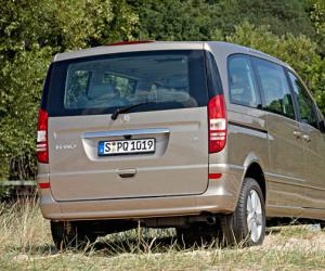 Mercedes-Benz Viano 3.5 photo 8
