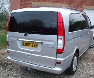 Mercedes-Benz Viano 3.5 photo 11