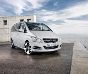 Mercedes-Benz Viano Vision Pearl photo 4