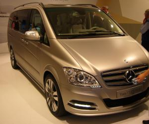 Mercedes-Benz Viano Vision Pearl photo 6