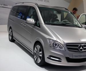 Mercedes-Benz Viano Vision Pearl photo 8