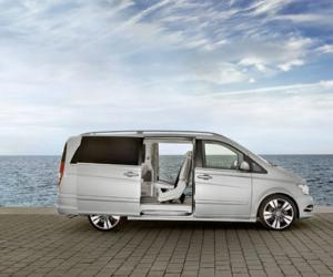 Mercedes-Benz Viano Vision Pearl photo 9