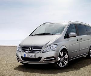 Mercedes-Benz Viano Vision Pearl photo 10