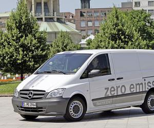 Mercedes-Benz Vito E-Cell photo 1