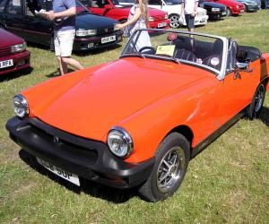 Mg Midget photo 1