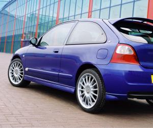 Mg ZR photo 1