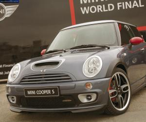 MINI Cooper S John Cooper Works GP photo 14