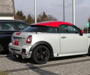 MINI Coupe John Cooper Works photo 3