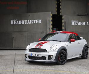 MINI Coupe John Cooper Works photo 9