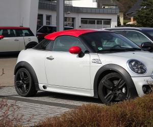 MINI Coupe John Cooper Works photo 14