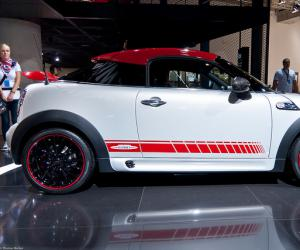 MINI Coupe John Cooper Works photo 16