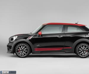 MINI Paceman John Cooper Works photo 4