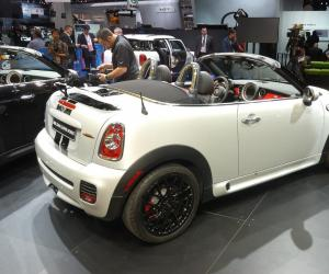 MINI Roadster John Cooper Works photo 3