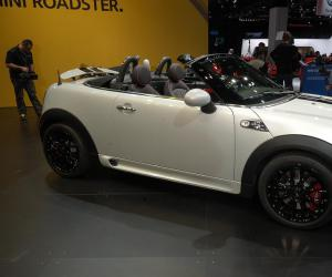 MINI Roadster John Cooper Works photo 10