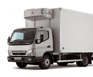 Mitsubishi Fuso Canter photo 1