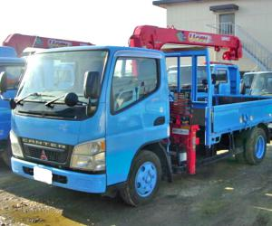 Mitsubishi Fuso Canter photo 9