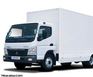 Mitsubishi Fuso Canter photo 11