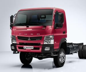Mitsubishi Fuso Canter photo 12
