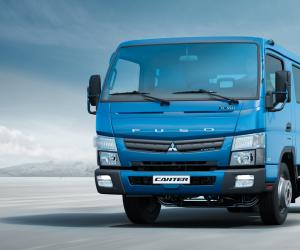 Mitsubishi Fuso Canter photo 14