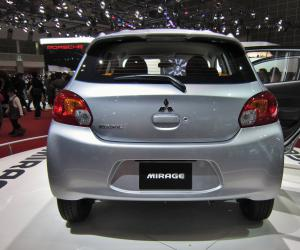 Mitsubishi Mirage photo 2