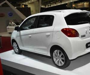Mitsubishi Mirage photo 3