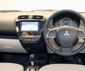 Mitsubishi Mirage photo 5