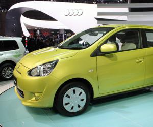 Mitsubishi Mirage photo 6
