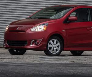Mitsubishi Mirage photo 7