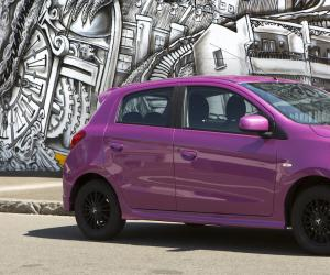 Mitsubishi Mirage photo 9