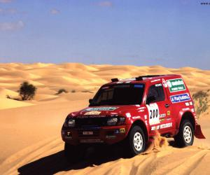 Mitsubishi Pajero Dakar photos #5 on Better Parts LTD