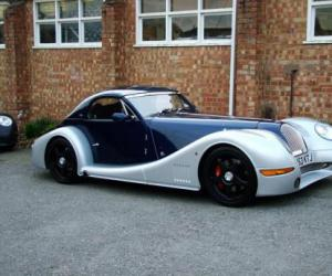 Morgan Aero 8 photo 8