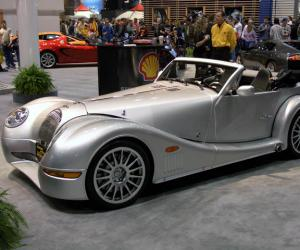 Morgan Aero 8 photo 12