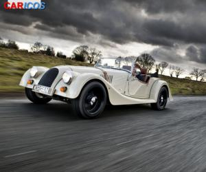 Morgan Roadster photo 10