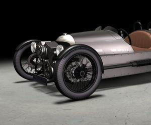 Morgan Threewheeler image #3
