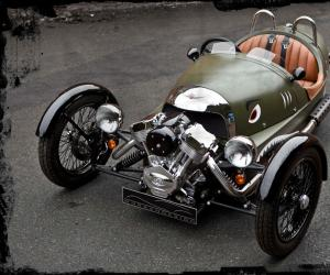 Morgan Threewheeler image #10
