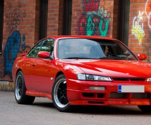 NISSAN 200 SX photo 1