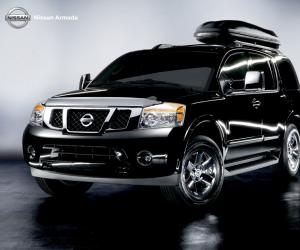 NISSAN Armada photo 1