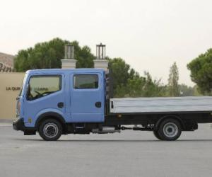 NISSAN Cabstar photo 11